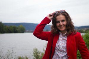 Alexandra Klöckner. (Foto: Manuela Hambuch)