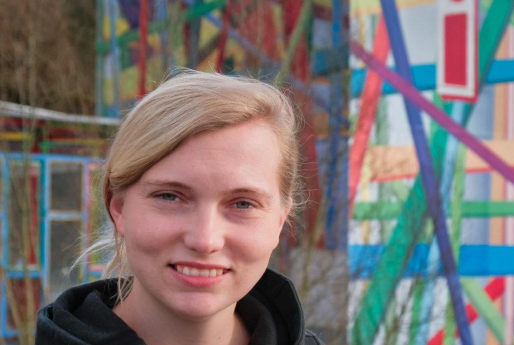 Mareike Brinkmann. (Foto: Morgenstern)